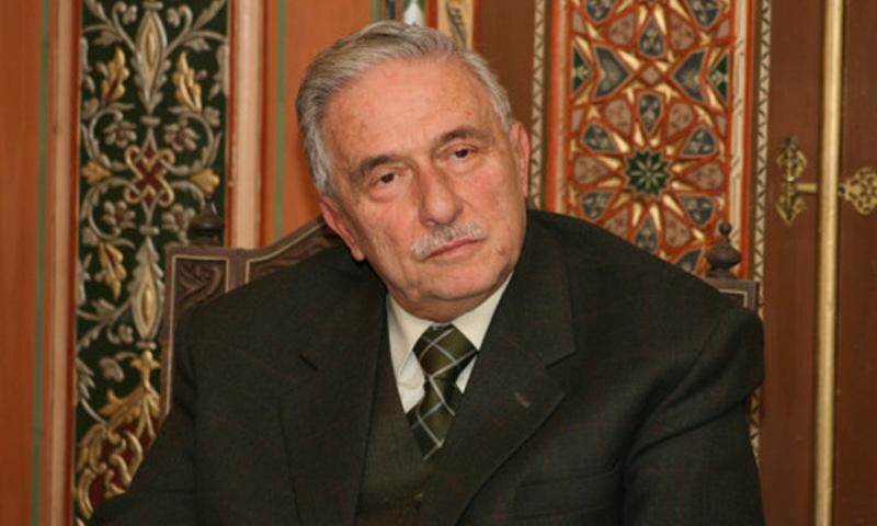 محمد غسان القلاع، رئيس اتحاد غرف التجارةالسورية (esyria)