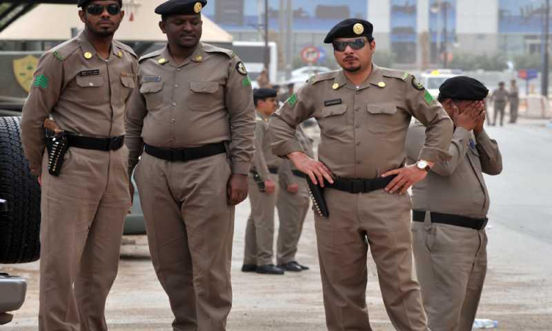 الشرطة السعودية (إكسبرس)