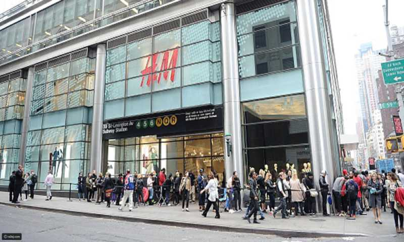 محلات H&M (إنترنت)