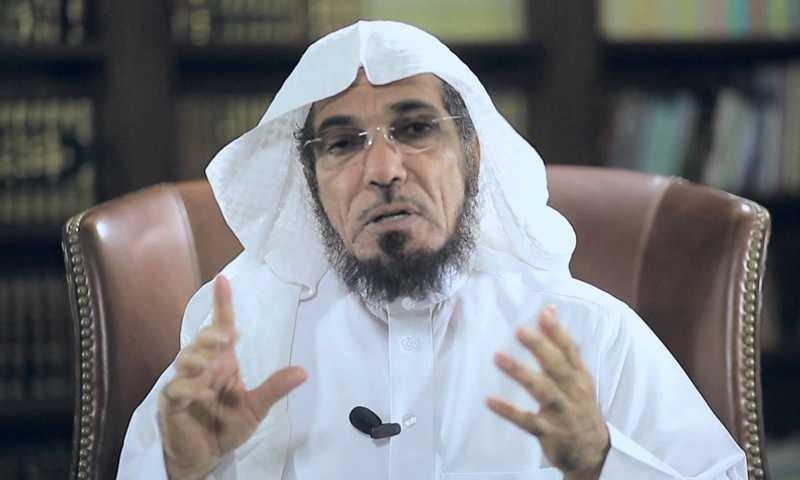 الداعية الإسلامي السعودي سلمان العودة (إنترنت)