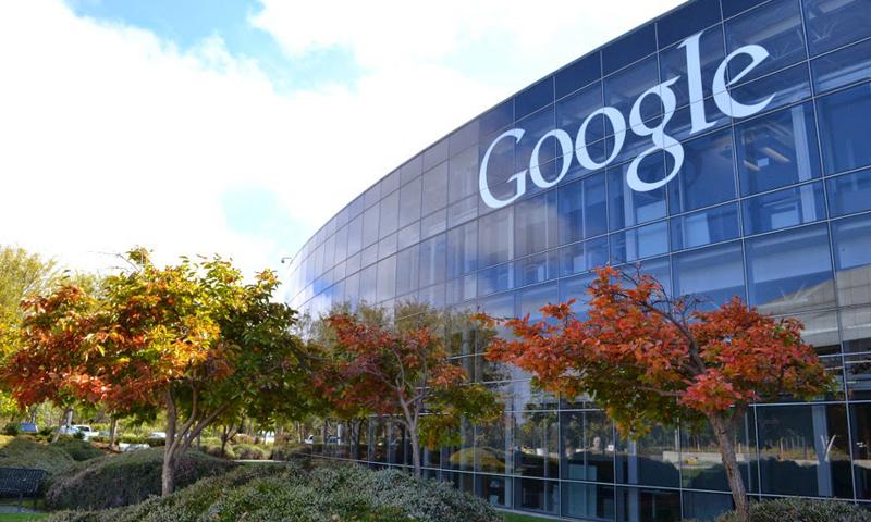 """مبنى شركة """"غوغل"""" في وادي السيلكون بالولايات المتحدة ( انترنت)"""
