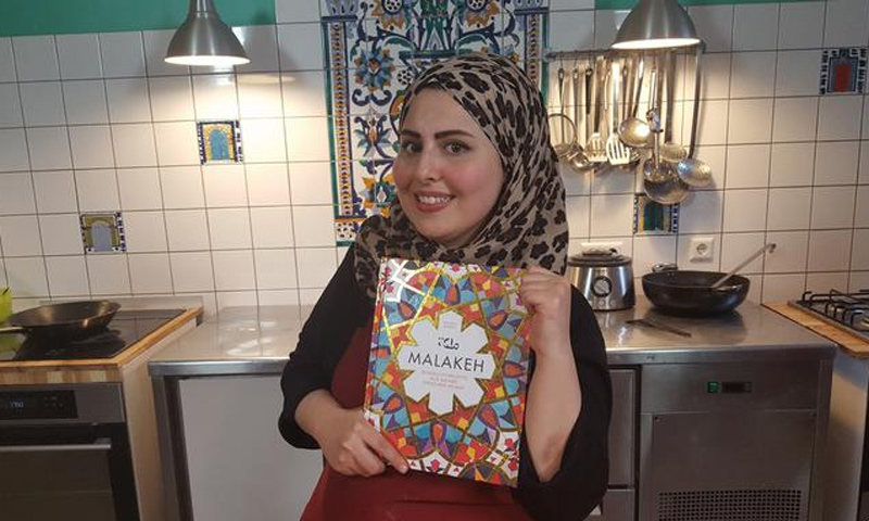 اللاجئة السورية ملكة جزماتي (DW)