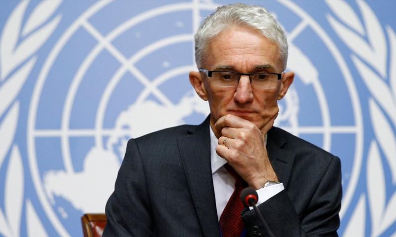 مارك لوكوك مدير مكتب الأمم المتحدة للشؤون الإنسانية (انترنت)