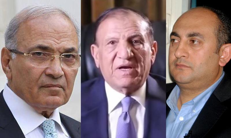 المرشحون المنسحبون من الانتخابات الرئاسية في مصر (تعديل عنب بلدي)