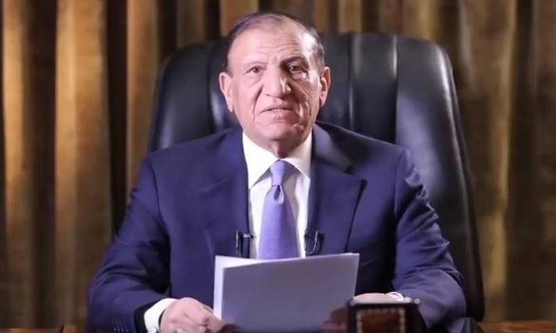 رئيس الأركان المصري السابق سامي عنان (فيس بوك)