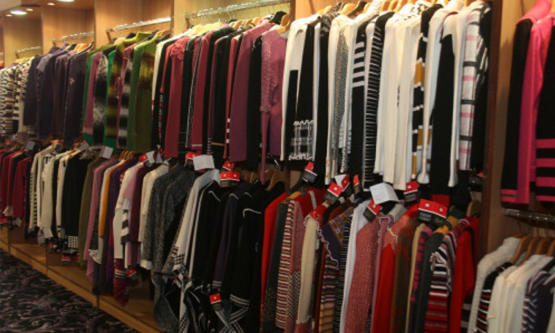 تعبيرية: محل تجاري في أسواق دمشق (انترنت)