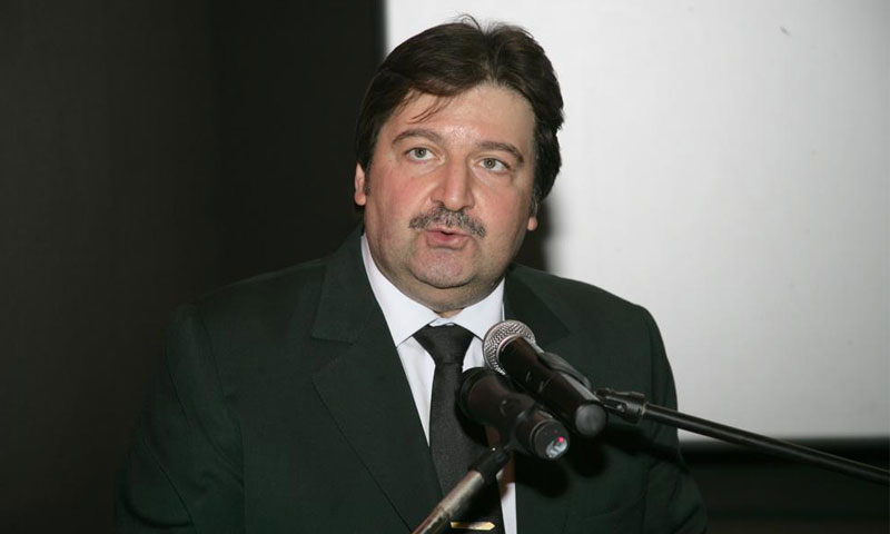 وزير الثقافة محمد الأحمد (ميلودي إف إم)