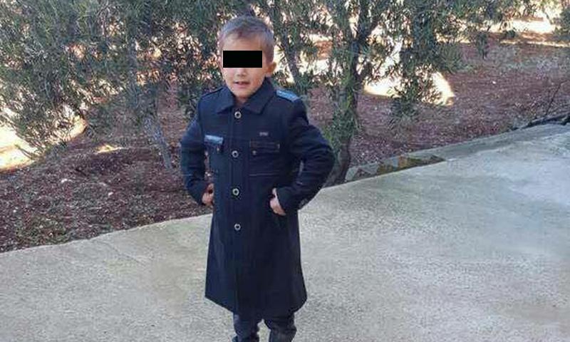 الطفل المخطوف عبد العزيز الخطيب (فيس بوك)
