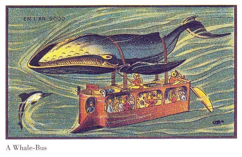 باص الحوت (Wikimedia Commons)