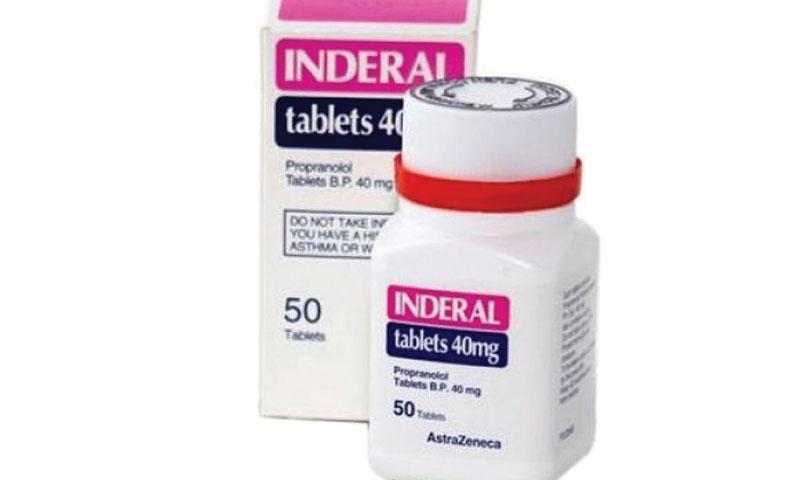 ما الذي تعرفه عن دواء إنديرال عنب بلدي