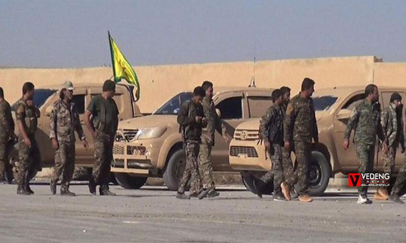 قوات سوريا الديمقراطية (الواقع السوري)