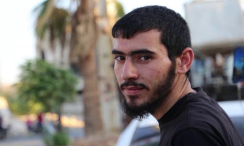 القيادي في أحرار الشام أبو عزام سراقب - (فيس بوك)