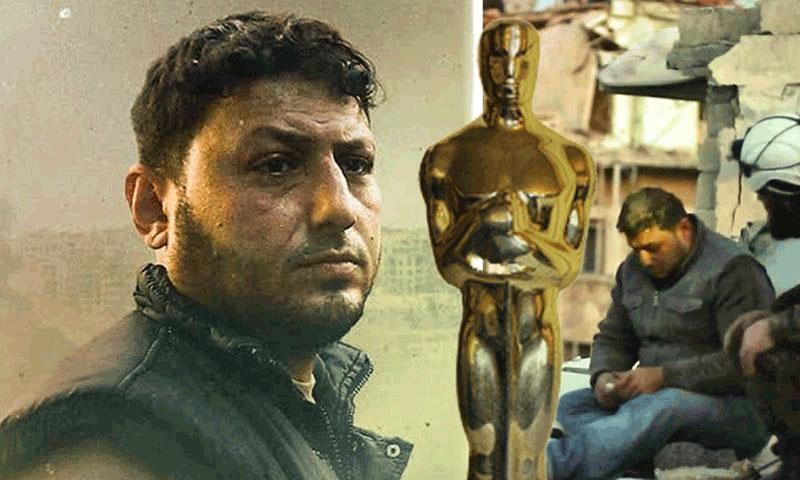 """فيلم """"آخر الرجال في حلب"""" (تعديل عنب بلدي)"""