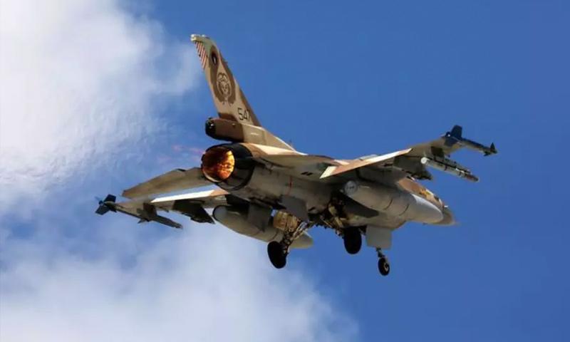 طائرة إسرائيلية (رويترز)