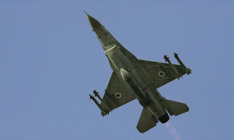 طائرة إسرائيلية (AP)