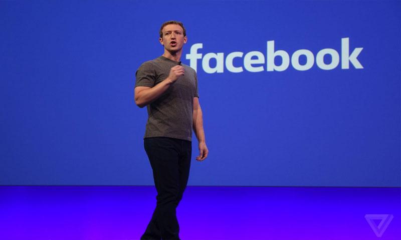 مارك زوكربيرغ مؤسس فيسبوك (إنترنت)