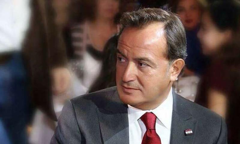 رجل الأعمال السوري المغترب، مازن الترزي (الصفحة الرسمية فيس بوك)