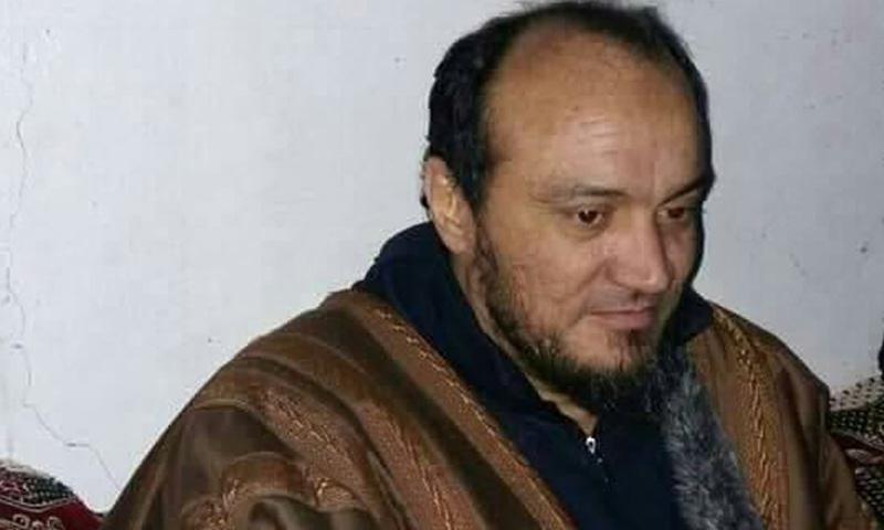 القيادي في الجيش الحر عبد الله قنطار بعد الإفراج عنه من سجون تحرير الشام- 7 شباط 2018 (فيس بوك)