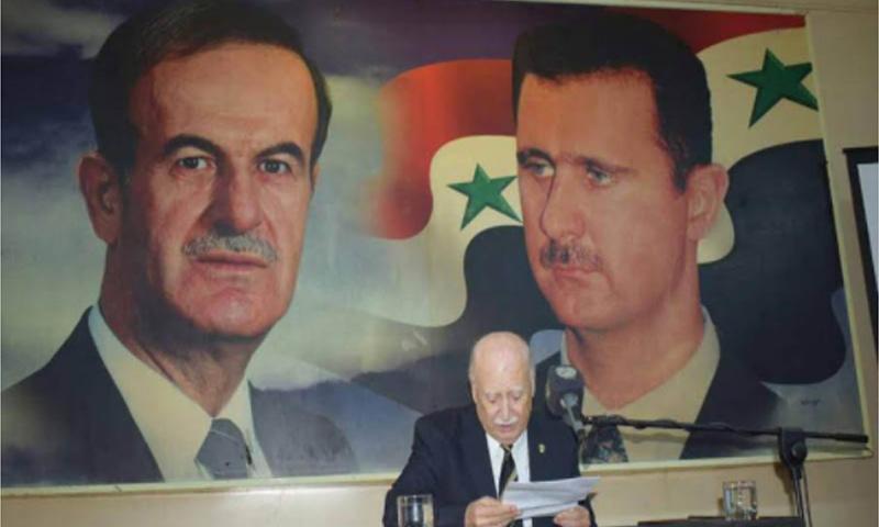 وزير الداخلية السوري السابق علي ظاظا - (فيس بوك)