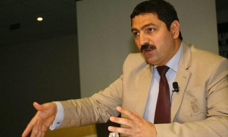 الإعلامي دانيال عيد الفتاح خلال لقاء في 7 آذار مع قناة (BREAKING NEWS)