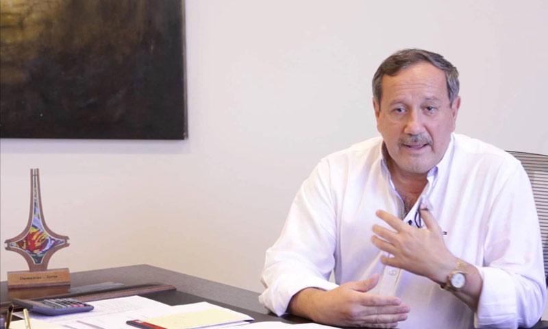 رجل الأعمال السوري فراس طلاس (زمان الوصل)