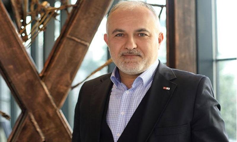 رئيس منظمة الهلال الأحمر التركي، 4 آذار،(haber turk)