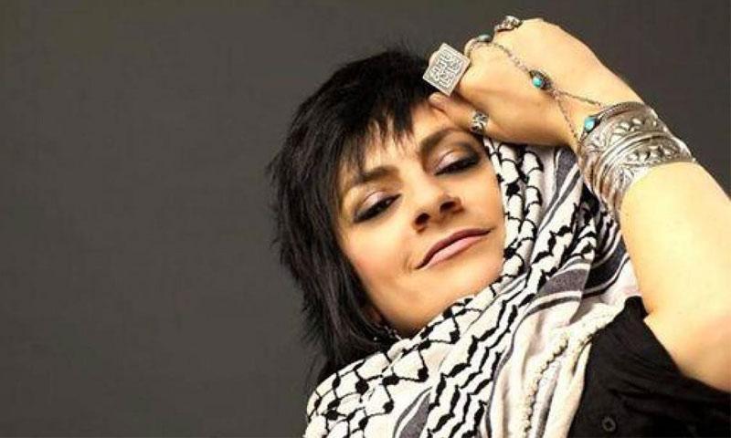 الفنانة الفلسطينية ريم البنا (elwatannews.com)