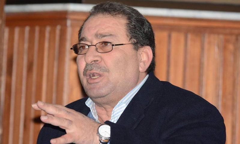 رئيس اتحاد الكرة السوري صلاح رمضان (إنترنت)