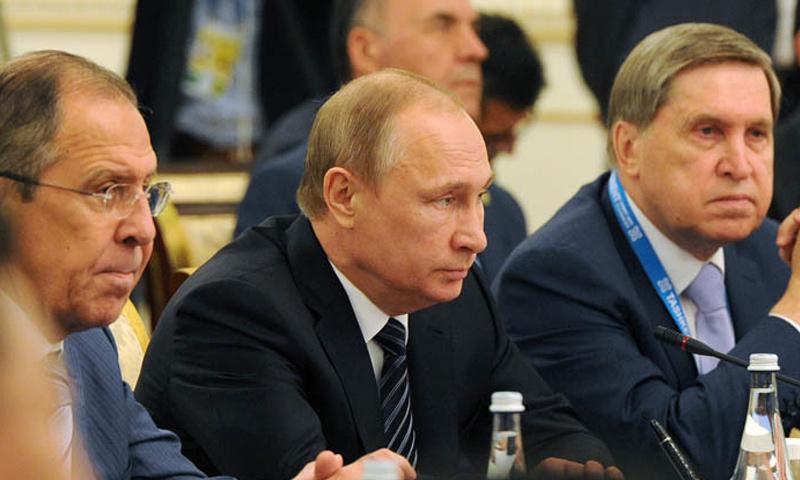 الرئيس الروسي فلاديمير بوتين (سبوتينك)