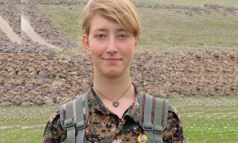 البريطانية آنا كامبل (26 عامًا) - 19 آذار 2018 (تيلغراف)