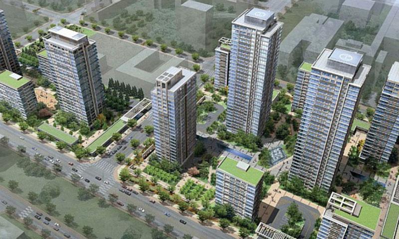 مدينة صديقة للبيئة وتعتمد على نظام النقل الجماعي بدل السيارات (BI)