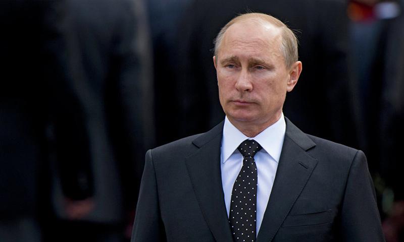 الرئيس الروسي، فلاديمير بوتين (سبوتنيك)