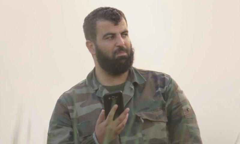 القائد العسكري لحركة نور الدين الزنكي أبو الوليد الحمصي - (الزنكي)