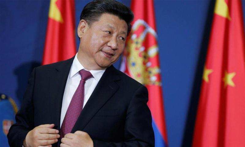 الرئيس الصيني شي جين بينغ - (انترنت)