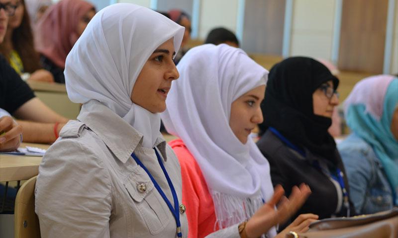طلاب جامعيون في تركيا (spark)