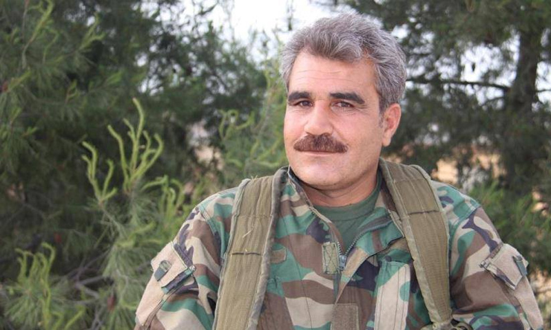 قائد مجلس منبج العسكري شرفان درويش - (فيس بوك)