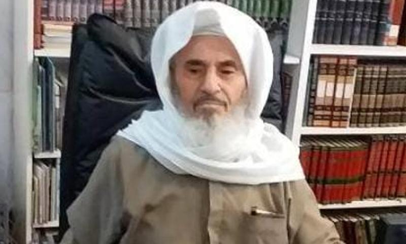 الباحث الإسلامي السوري، الشيخ عبد الحفيظ الحداد (فيس بوك)