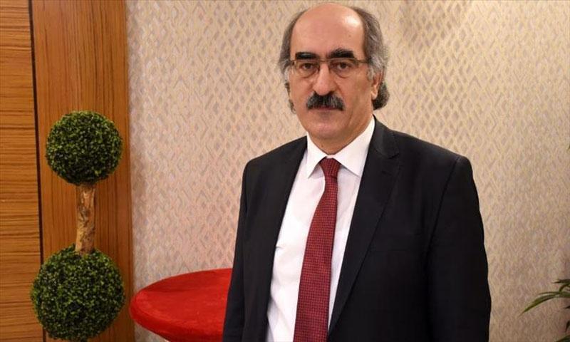 """مدير """"التعليم مدى الحياة""""في وزارة التربية التركية، محمد نذير غل، 29 نيسان 2018(الأناضول)"""