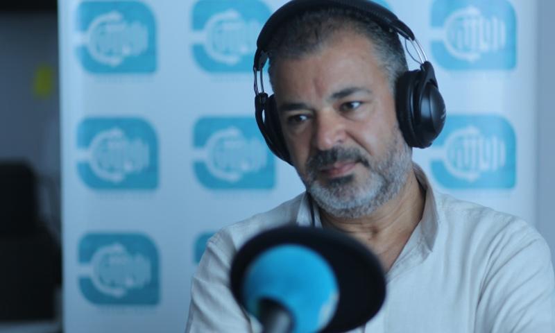 الممثل السوري مازن الناطور (راديو روزنة)