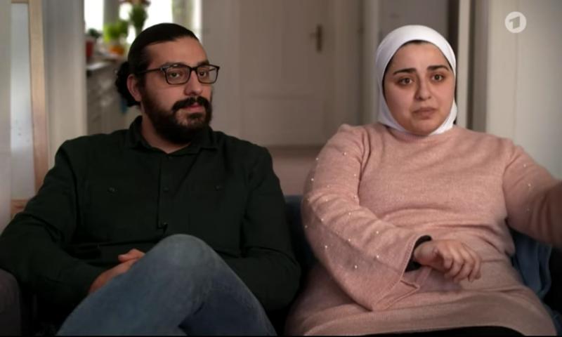 فيلم شهود ضد الأسد (قناة ARD الألمانية)