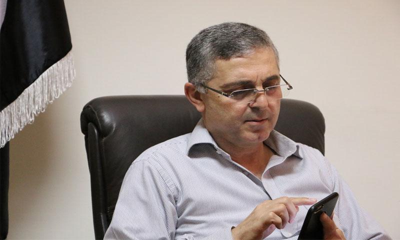وزير المصالحة الوطنية علي حيدر (روسيا الآن)