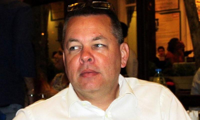 القس أندرو برانسون الذي يحاكم في تركيا (رويترز)