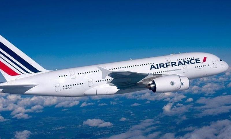 طائرة ركاب تابعة لشركة أير فرانس - (انترنت)