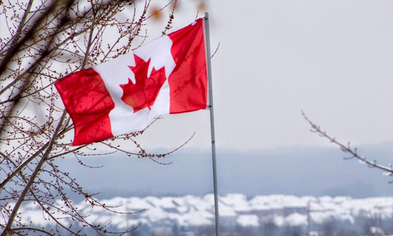 علم كندا (pxhere.com)