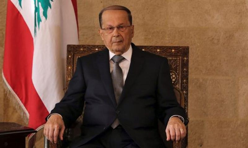 الرئيس اللبناني ميشال عون_(AFP)