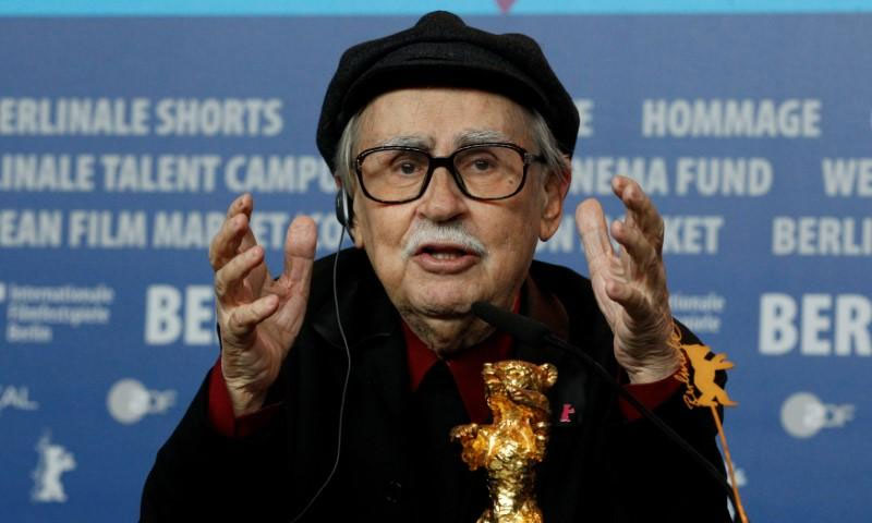 المخرج الإيطالي فيتوريو تافياني (رويترز)
