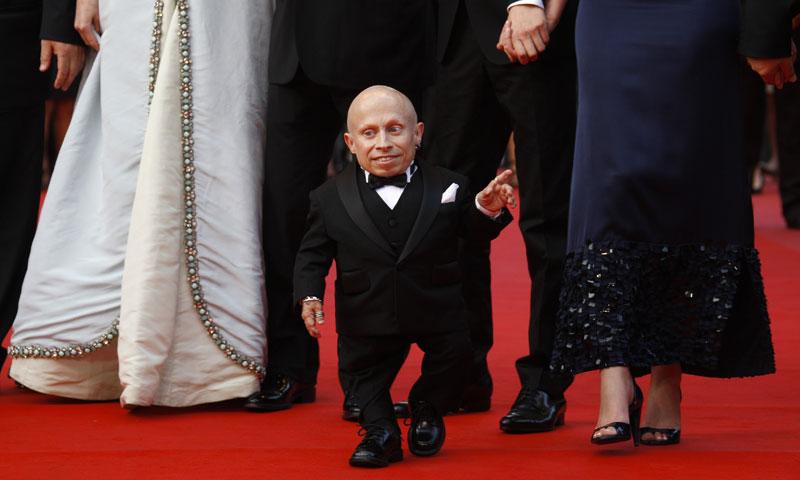 الممثل الأمريكي فيرن تروير (AFP)