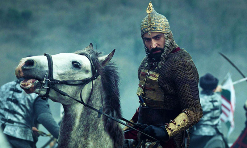 الممثل التركي كينان أميرزلي أوغلو (مسلسل محمد الفاتح)
