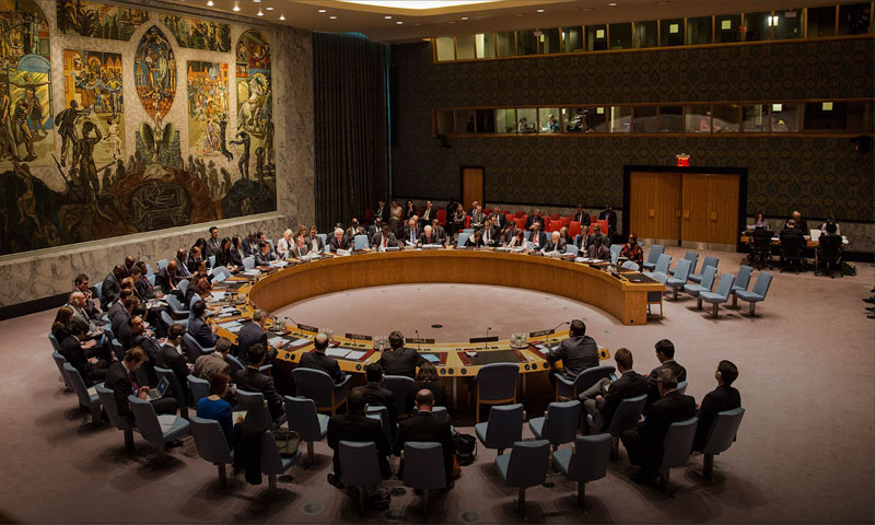 مجلس الأمن (فلسطين اليوم)