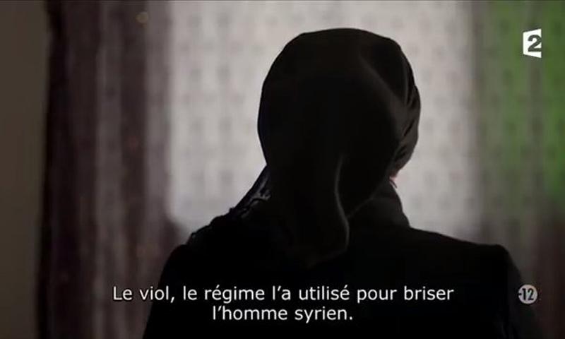 """لقطة من وثائقي """"سوريا.. الصرخة المكبوتة"""" (يوتيوب)"""